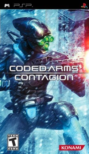 Скачать Coded Arms Coded Arms PSP на psp торрент