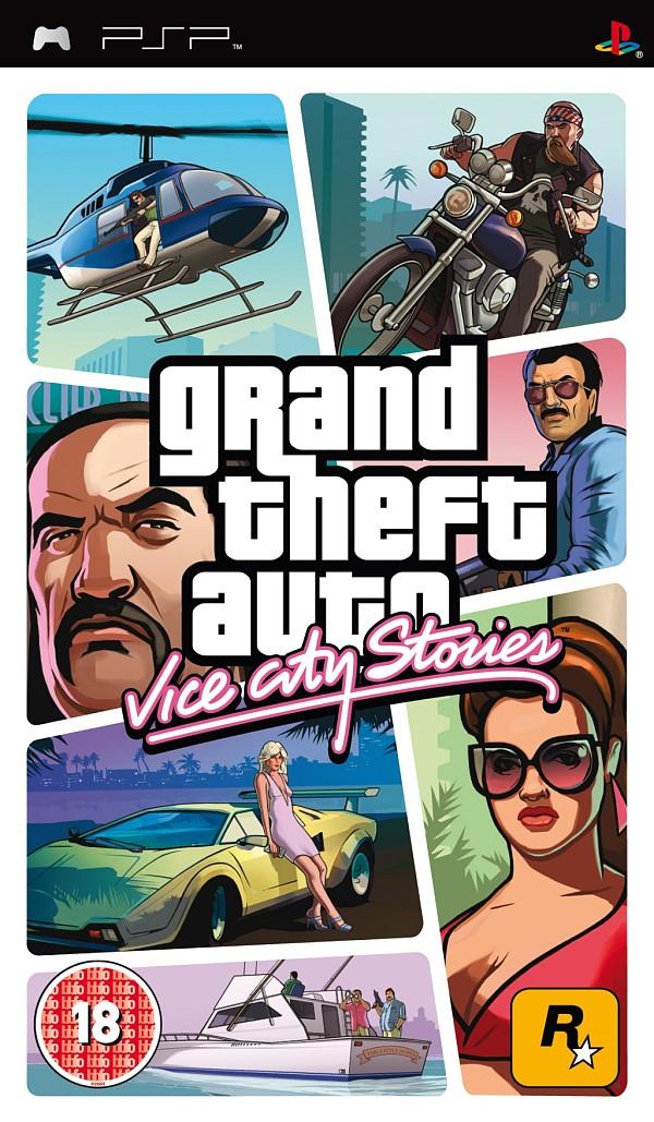 Gta Liberty City Stories PSP скачать торрент