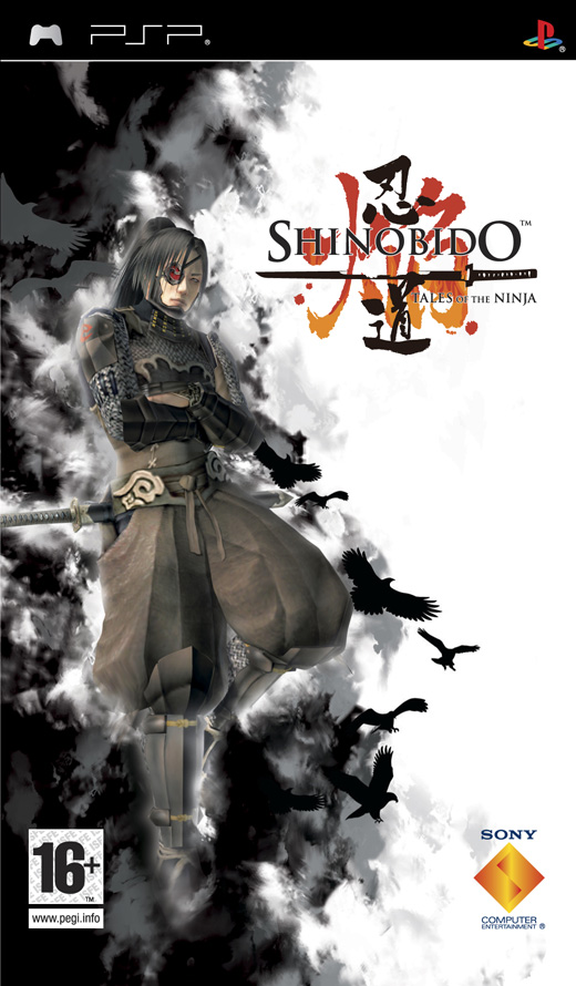 Shinobido: Tales of the Ninja [psp торрент]